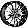 Fondmetal 7800 8×18 PCD5×108 ET48 Dia67,2 Black Polished