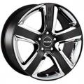 Radius RS012 8×18 PCD5×112 ET50 Dia75,0 Matt Black